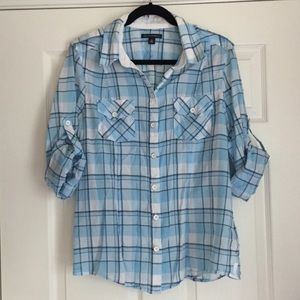Banana Republic | Button Down Top